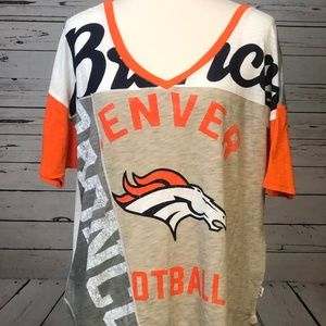 Touch by Alyssa Milano Tops - Touch Denver Broncos Shirt Large Alyssa Milano NFL